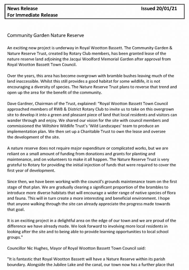 Press Release Jan 2021 Page 1
