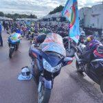 Photos of NHS Ride - 19 September 2021