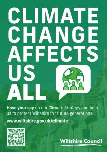 Wiltshire Council Climate Change Poster