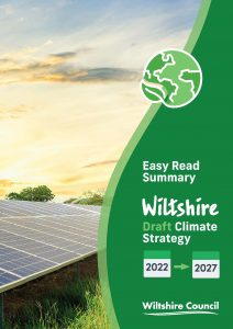 Poster of Easy Read Summary Climate Strategy document